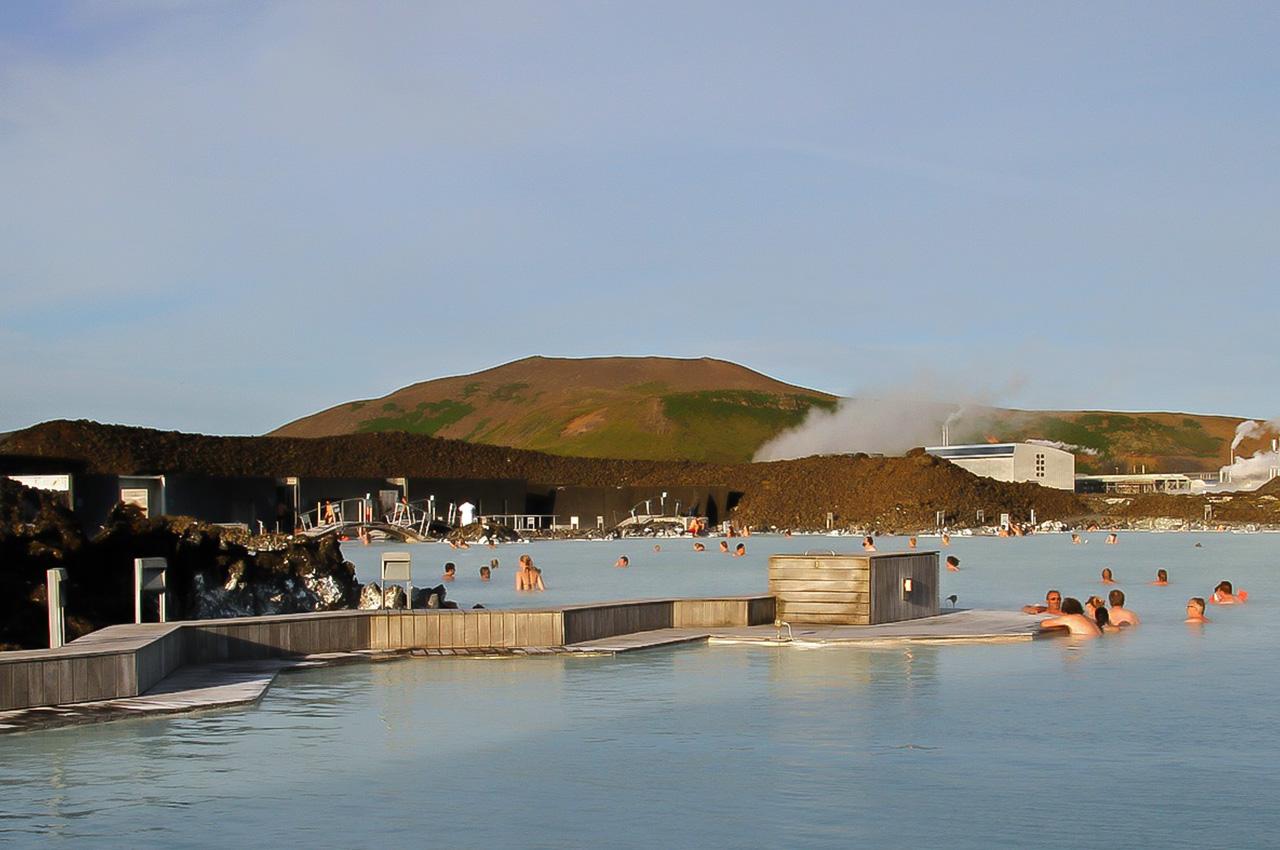 Blå lagunen Island en sevärdhet värd att besöka